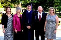 Cumberland Law School Graduation